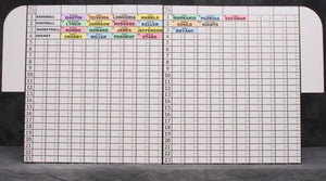 Fantasy Baseball: Boards + Labels