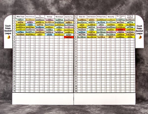Fantasy Baseball: Draft Boards + Player Labels