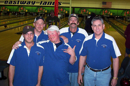 The FJ Fantasy Sports Bowling Team 2006 through 2008