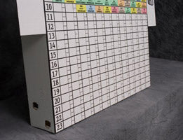 Free Standing Draft Board