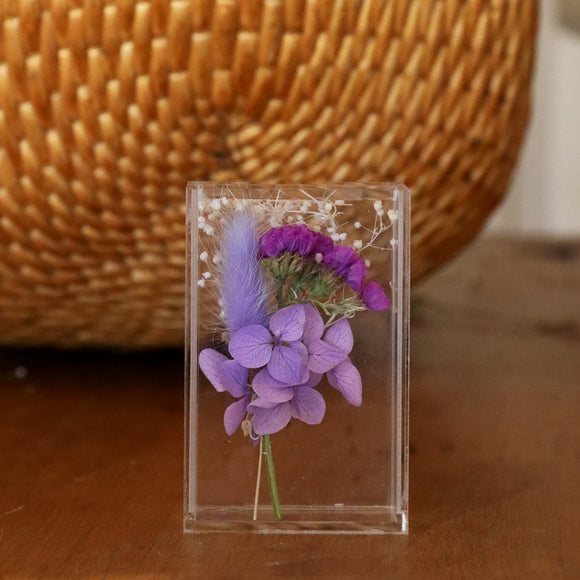 Lillac Dried Flower Box