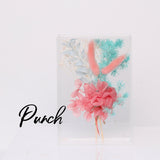 Punch Dried Flower Box