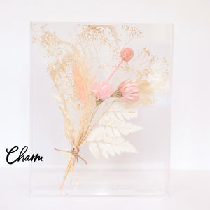 Charm Dried Flower Box