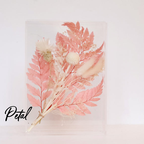 Petal Dried Flower Box