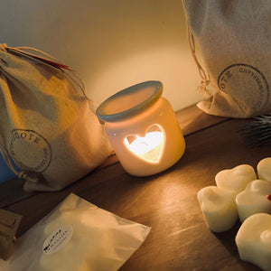 Heart Wax Burner