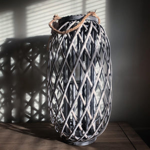 Grey Willow Lantern