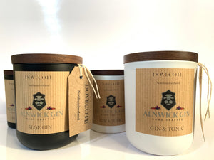 Alnwick Gin Large Luxury Candles