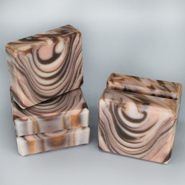 She Bangs the Drums- Rose & Sandalwood Soap