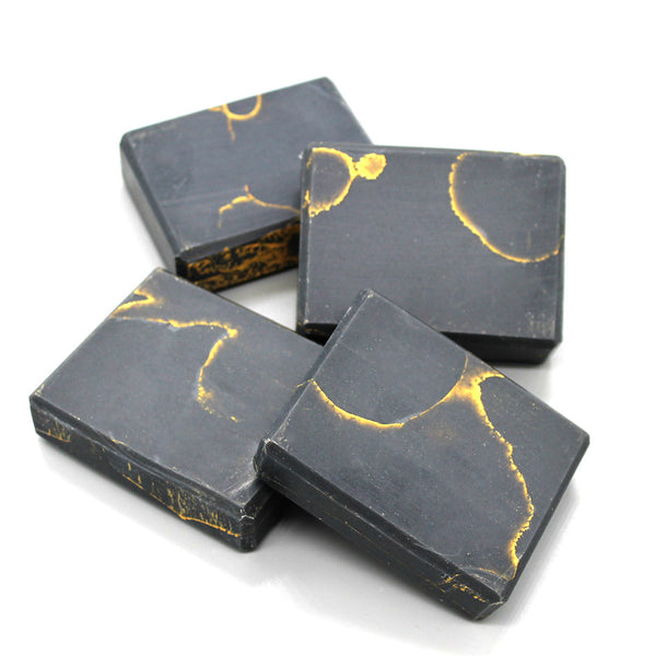 Wandering Star- Tea Tree, Lavender, & Charcoal Soaps