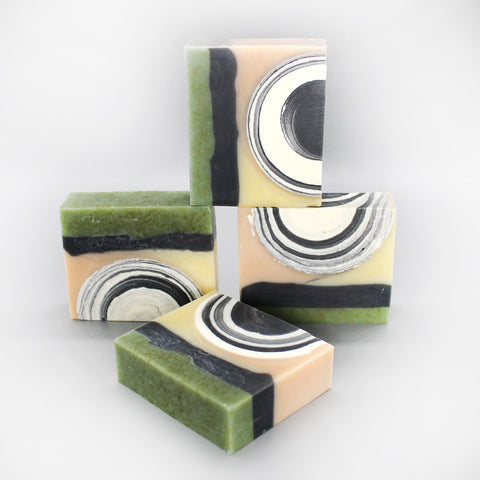 Sugar Shack- Ylang Ylang, Rose, and Eucalyptus Soap