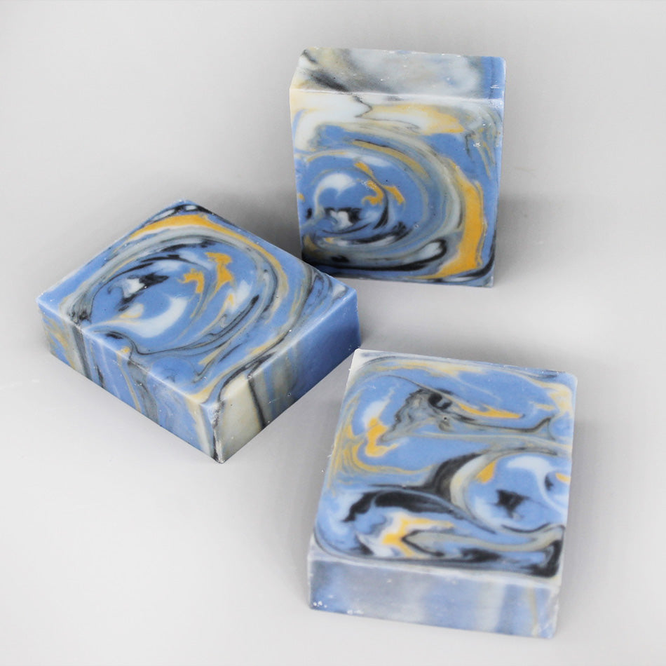 Dark Water- Rosemary & Lavender Soap