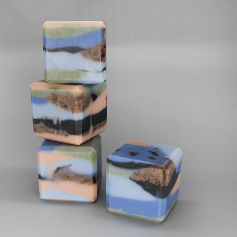 Fantasyland- Tea Tree, Cedar, & Peppermint Soap