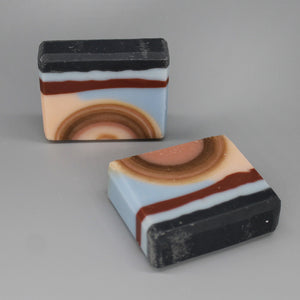 Sugar Shack 2- Ylang Ylang & Sandalwood Soap