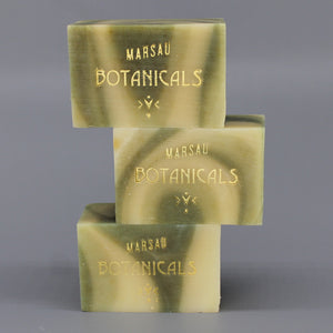 Bein' Green- Lemongrass Essential Oil Soap