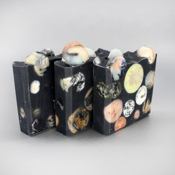 Heavenly Bodies- Activated Charcoal Soap