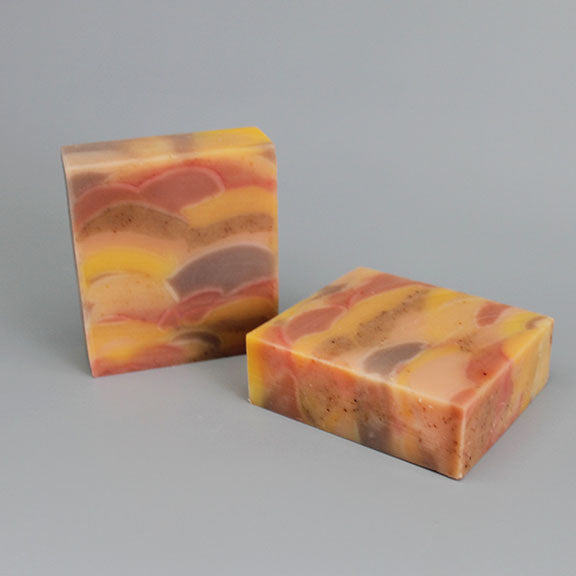 Sunset Drip- Litsea Cubeba & Frankincense Soap