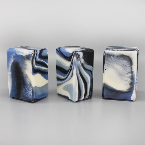Children of the Sea- Japanese Indigo, Clary Sage, & Coconut Oil Soap
