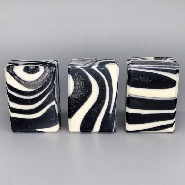 Norwegian Wood 1- Activated Charcoal, Babassu Oil & Patchouli Soap