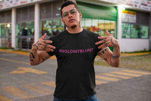 "*PREORDER* ""Hold My Blunt"" Solidarity T-Shirt (Unisex)"
