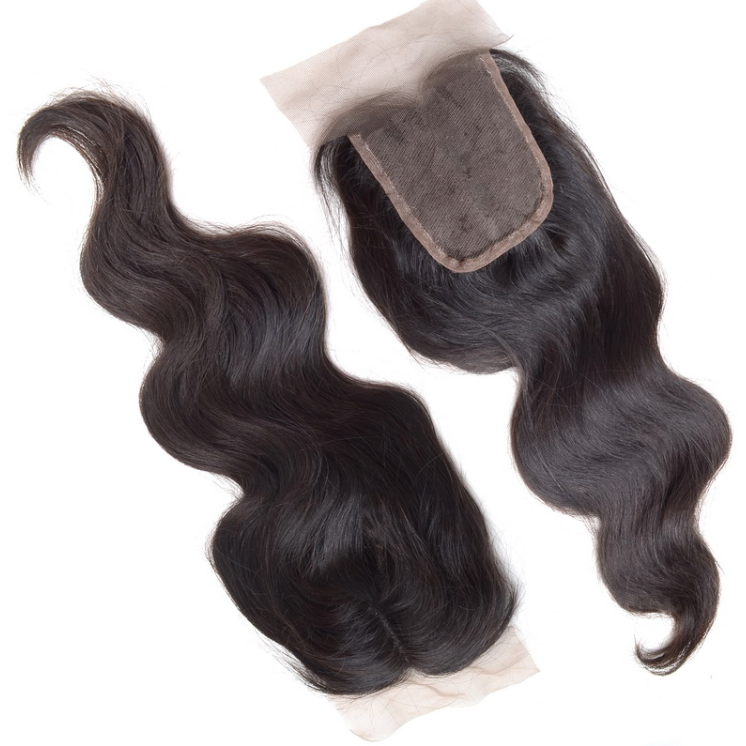 Natural Loose Wave Closure