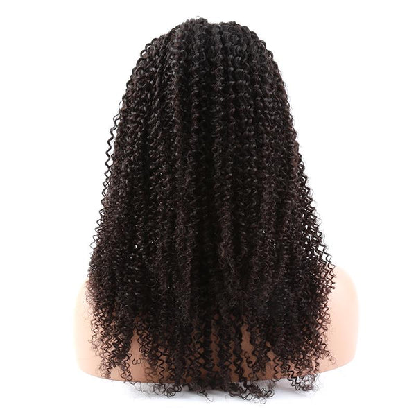 Kinky Curly Full Lace Unit