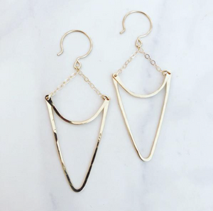Navone Arrow Earrings