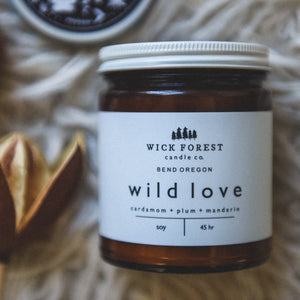 Wick Forest Wild Love Candle