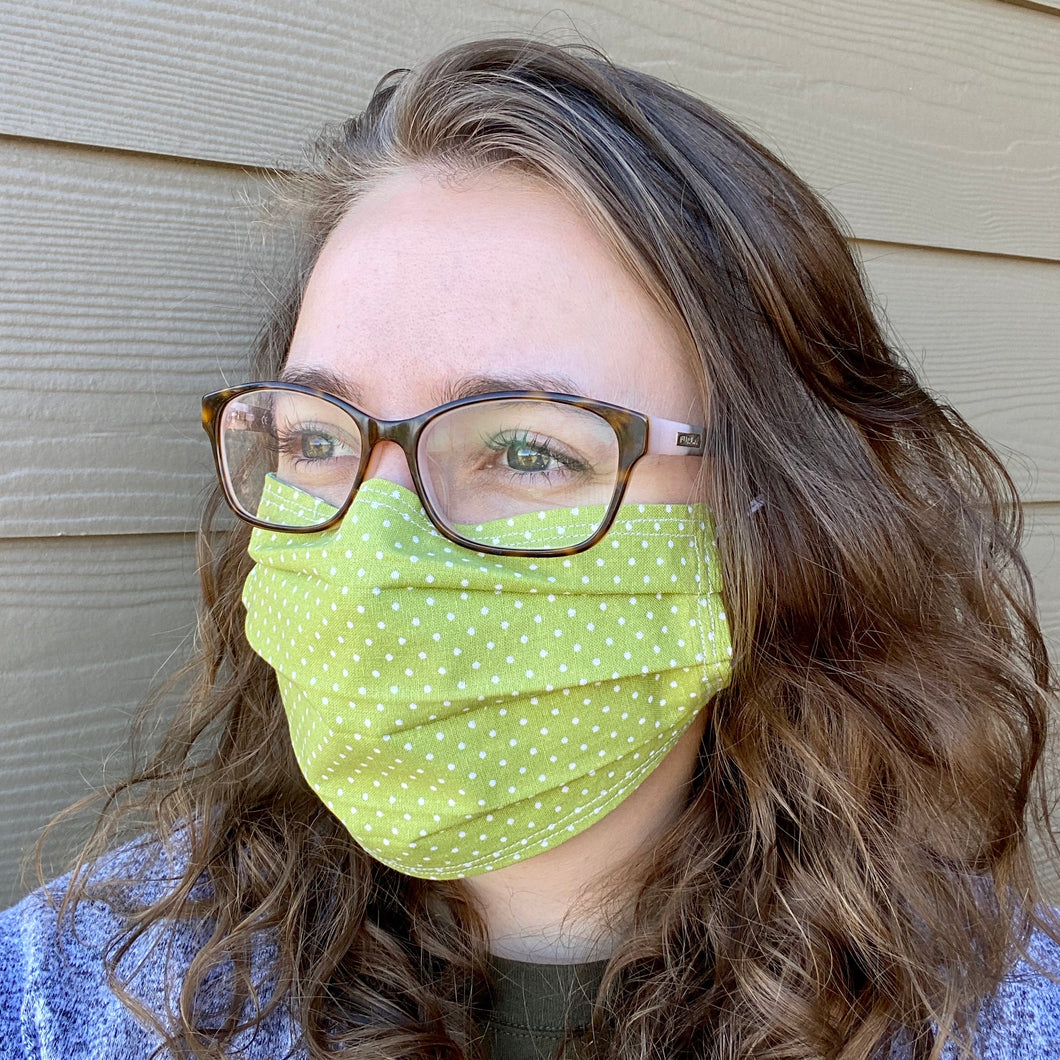 Adult Cotton Face Mask