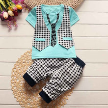 Little Gentleman Baby Boy Outfit
