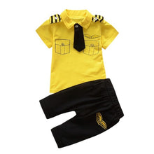 Baby Boy Air Force Outfit