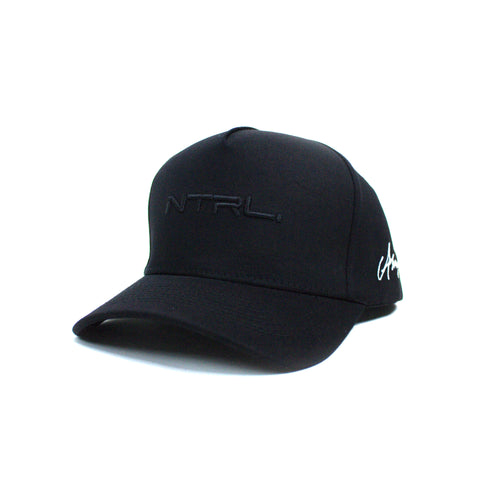 Black A Frame Hat