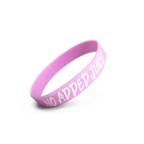 Pink Natural Army Wristband