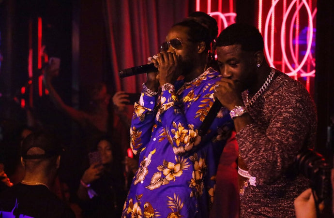 ICYMI: Gucci Mane and 2Chainz at Rockwell