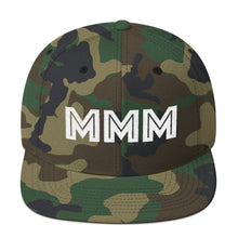 Load image into Gallery viewer, MMM Snapback Hat