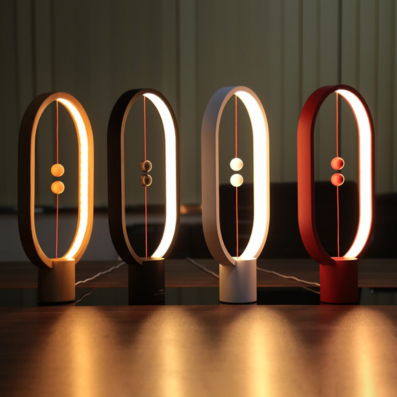 BALANCE MAGNETIC LAMP
