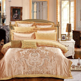SILK LUXURY DUVET COVER SET