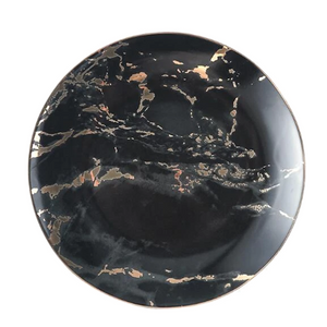 MARBLED STONE PLATE COLLECTION