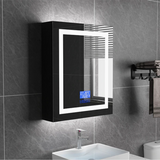 SMART BATHROOM MIRROR CABINET