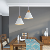 WOODEN PENDANT LAMP