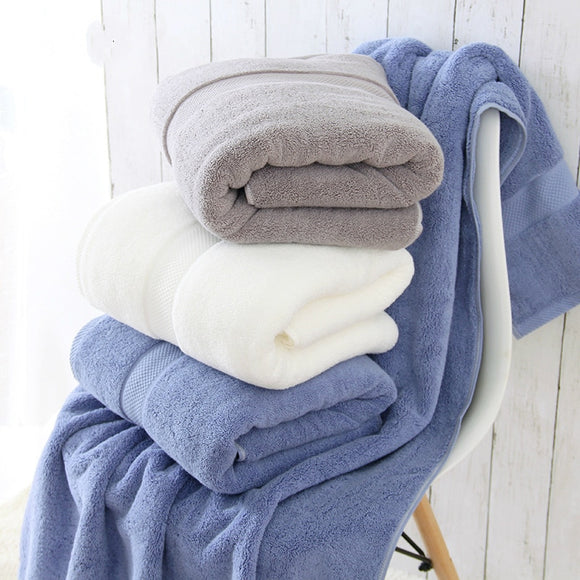 800g Thick Luxury Egyptian Cotton Bath Towels