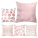 ROSE GOLD CUSHION COVER COLLECTION