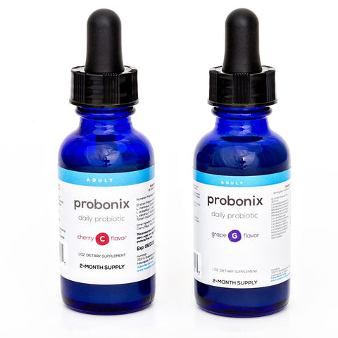 Probonix - Liquid Probiotic For Adults (2 month)