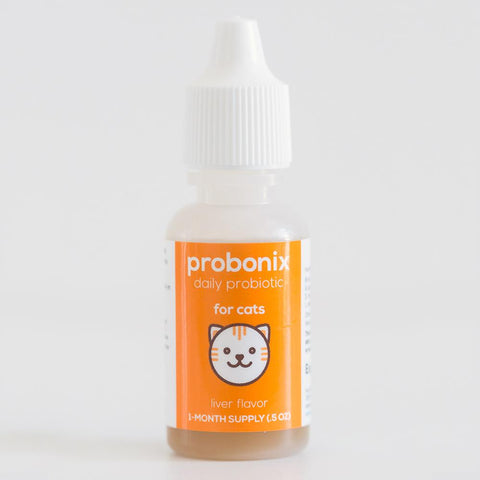 Probonix for Cats - Liquid Probiotic for Cats