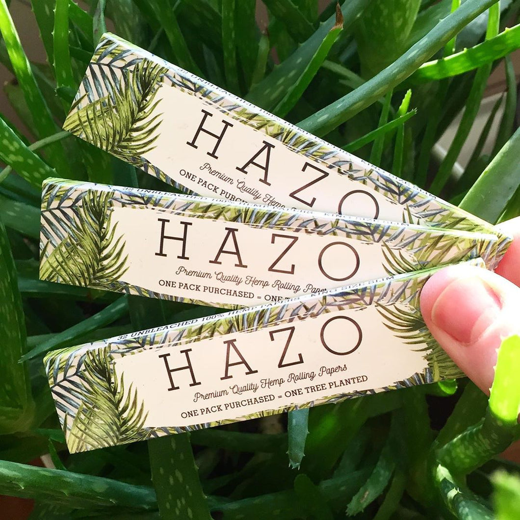 Hazo King Size Slim Rolling Papers