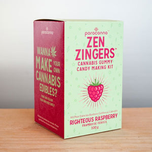 Zen Zingers Cannabis Gummy Making Kit