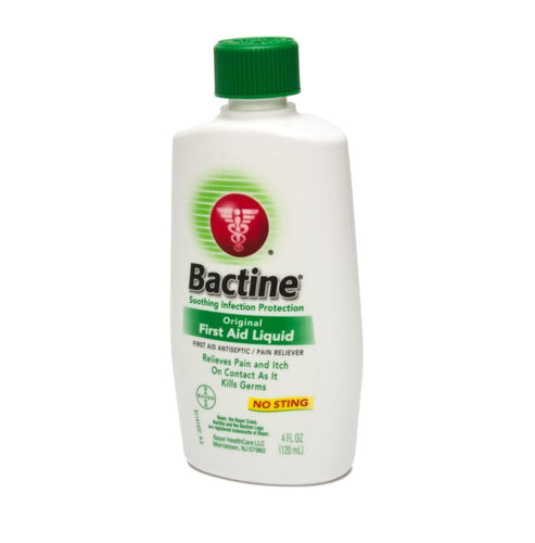 Bactine - First Aid Anaesthetic & Antiseptic - 4oz