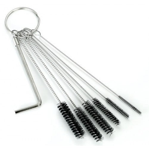Tattoo Tube Tip Cleaning Brush Set - 6 Piece