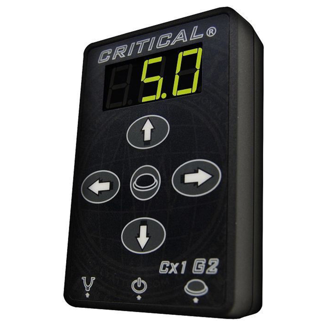 Critical Tattoo® CX1 Generation 2 Micro Power Supply