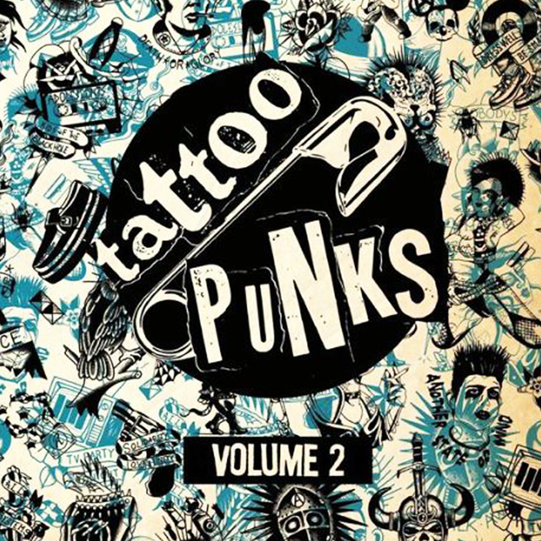 Tattoo Punks Volume. 2