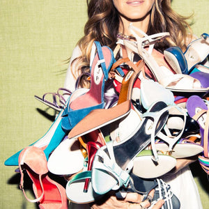 Sneak Peek: SJP's Shoe Line with O Magazine